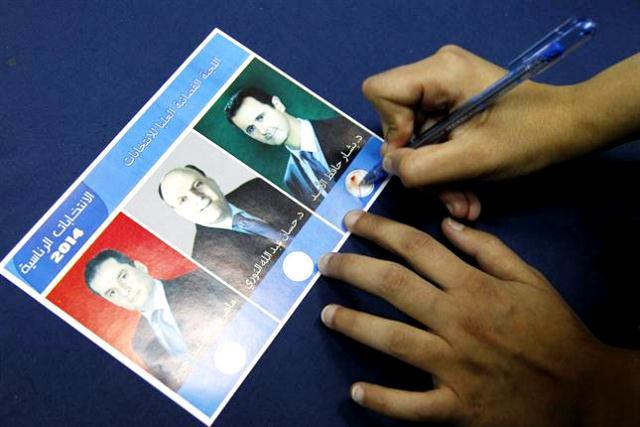 victoria electoral-siria